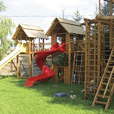 мебель из дерева на заказ в минске: фото детской площидки