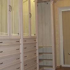 мебель из дерева на заказ в минске: фото шкафа