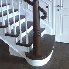 мебель на заказ: фото лестницы