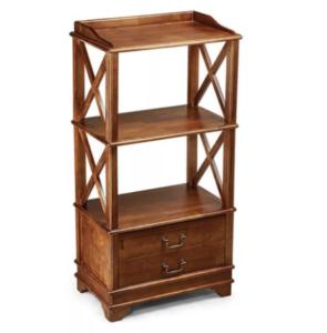 мебель для кабинета из массива, фото стеллажа