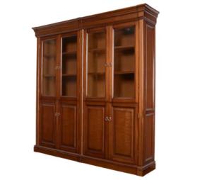 шкаф из массива для кабинета